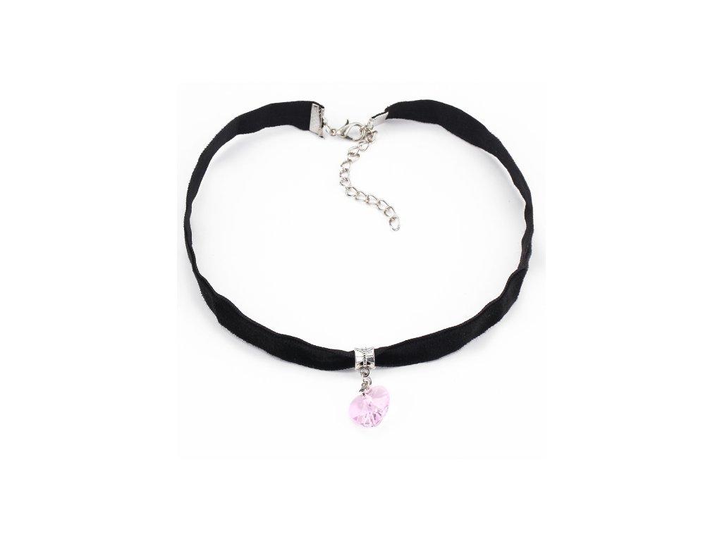 17KM náhrdelník Ribbon ND0131