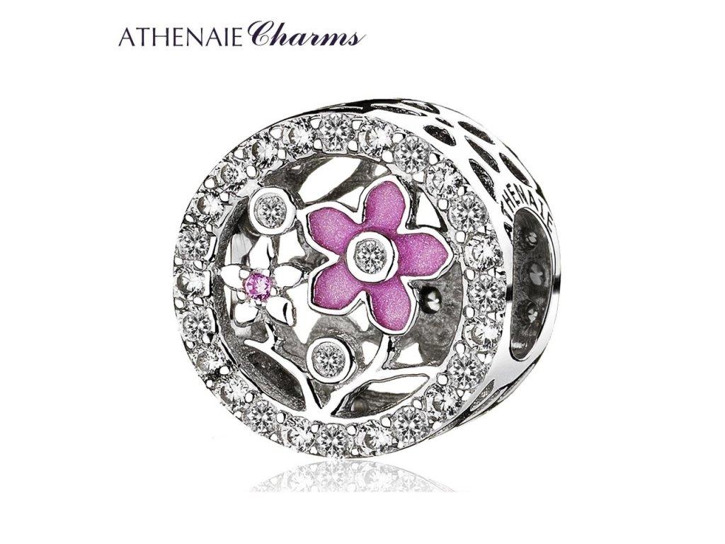 Athenaie přívěsek Rozkvetlé květiny EN61