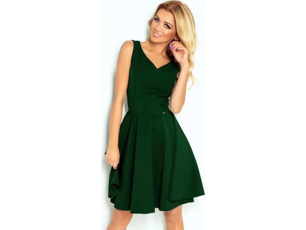 1520deb3fa58 Numoco společenské šaty MM-124413 zelená - ROYAL FASHION
