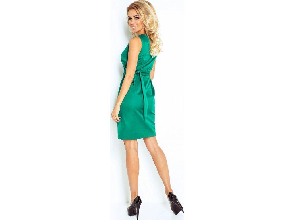 670b3b742052 Numoco společenské šaty MM-63949 zelená - ROYAL FASHION