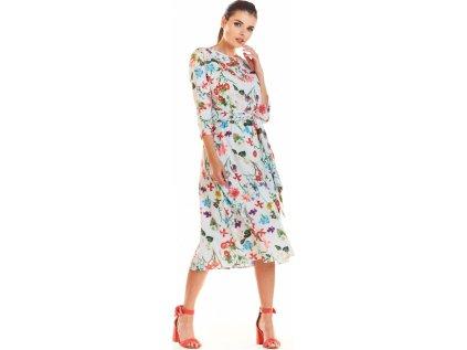 Infinite You denní šaty MM-129196 béžová