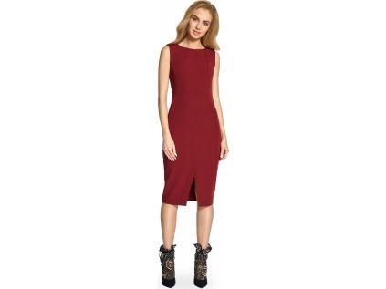 Style večerní šaty MM-112889 červená