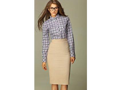 Nife sukně MM-20259 béžová