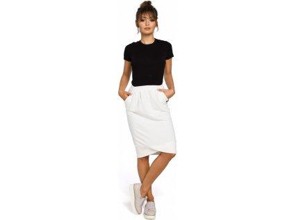 BE sukně MM-104228 béžová