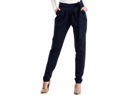 BE dámské kalhoty MM-94654 modrá