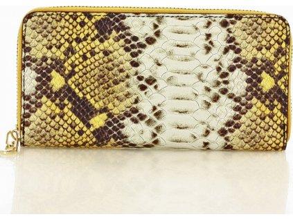 Mazzini peněženka MM-130819 žlutá