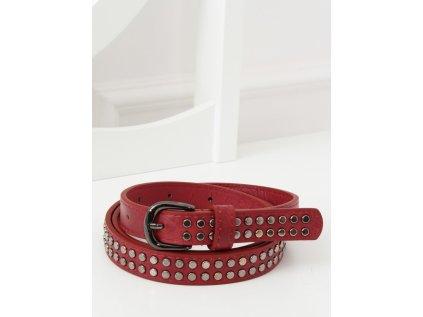 Inello dámský pásek MM-131405 červená