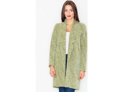 Figl kabát MM-111263 zelená