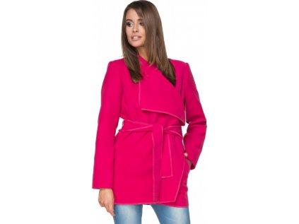 Tessita kabát MM-107303 růžová