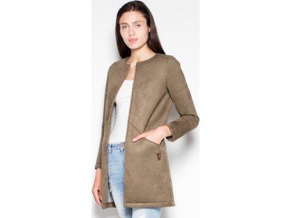 Venaton kabát MM-77416 zelená