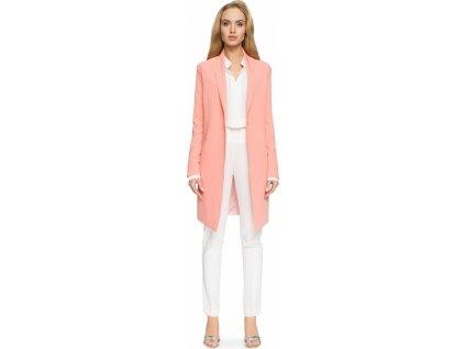 Style kabát MM-112615 růžová
