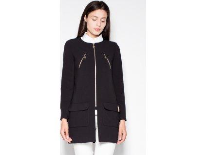 Venaton kabát MM-77424 černá