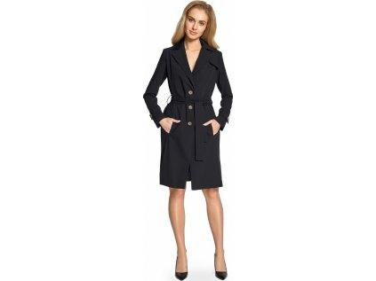 Style kabát MM-112881 černá