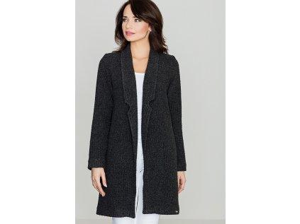 Lenitif kabát MM-114298 černá