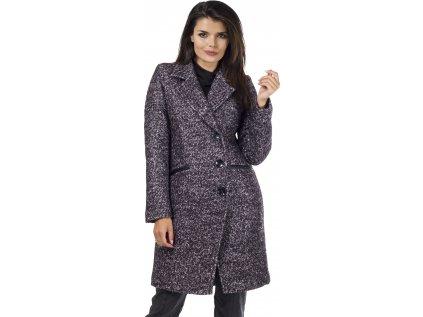 Reve kabát MM-64013 černá