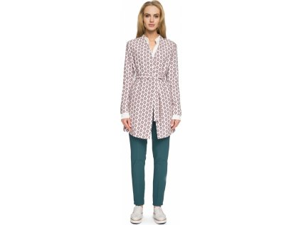 Style kabát MM-112788 růžová