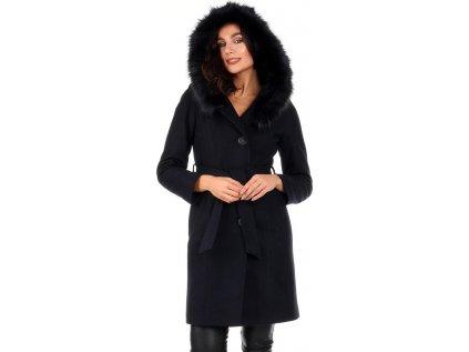 Reve kabát MM-104814 modrá
