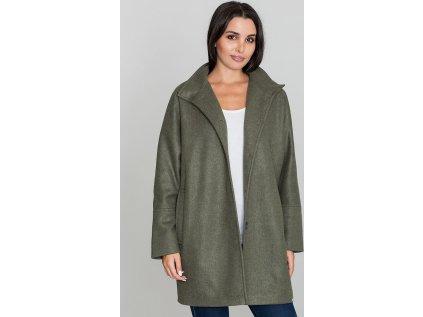 Figl kabát MM-111017 zelená