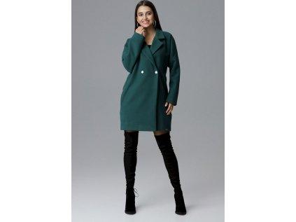 Figl kabát MM-124229 zelená