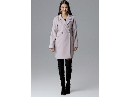 Figl kabát MM-124231 béžová