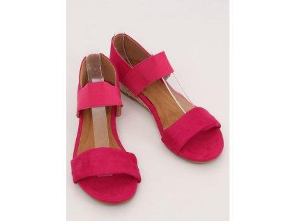Inello sandály MM-133062 růžová
