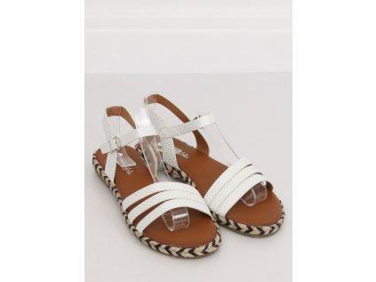 Inello sandály MM-133416 bílá