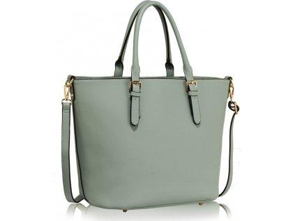 LS Fashion Elegantní kabelka LS00263_BLUE