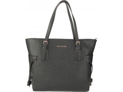 Anna Grace Luxusní kabelka AG00752_BLACK