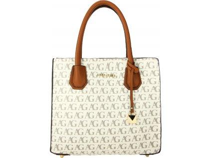 Anna GRace Luxusní kabelka AG00738_WHITE
