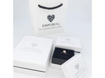 Jedna dárková krabička ZDARMA k objednávce šperků