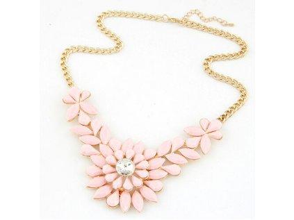 17KM náhrdelník Flower ND0109