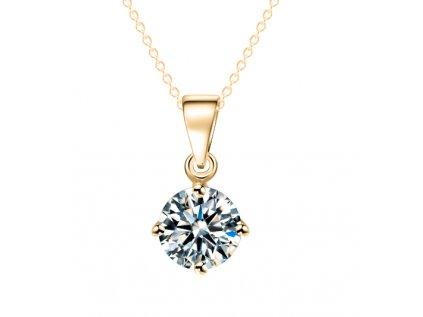 17KM náhrdelník Pretty ND0125