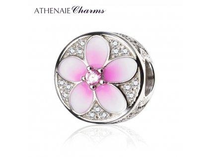 Athenaie přívěsek Květ magnolie EN34