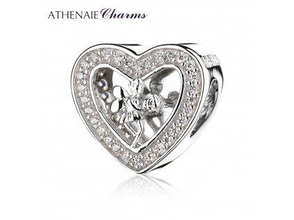 Athenaie přívěsek Andělská láska PAV81