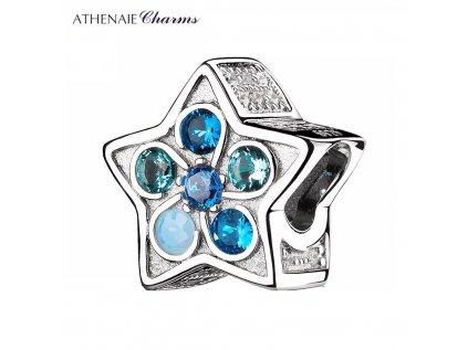 Athenaie přívěsek Jasná hvězda PAV113