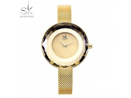SK Shengke hodinky Dream K0100_GOLD
