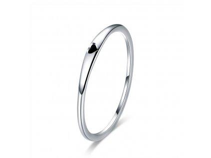 Royal Fashion prsten Jemná láska SCR468
