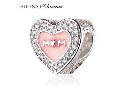 Athenaie přívěsek Milovaná maminka EN30