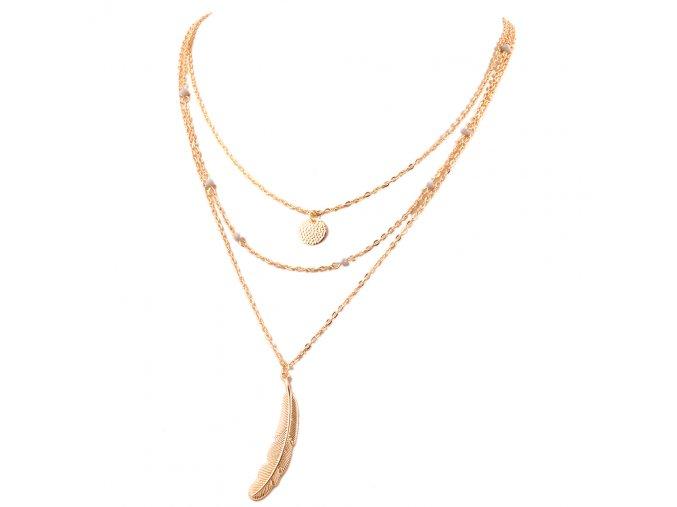 17KM náhrdelník Nile ND0121