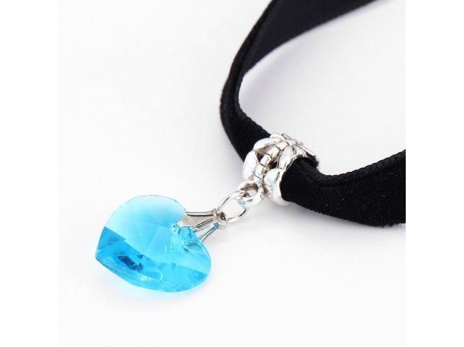 17KM náhrdelník Ribbon ND0132