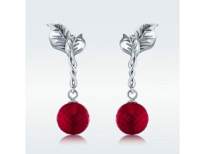 Royal Fashion náušnice Šťavnaté ovoce SCE356