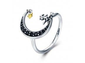 Royal Fashion prsten Čarovný měsíc SCR288