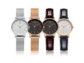 SK Shengke hodinky Elegance Gold K0006-L03-GOLD