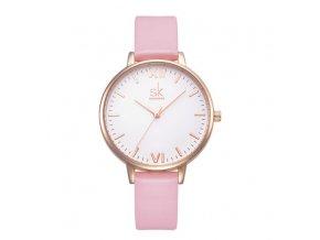 SK Shengke hodinky Marble Pink K0039-L01-PINK