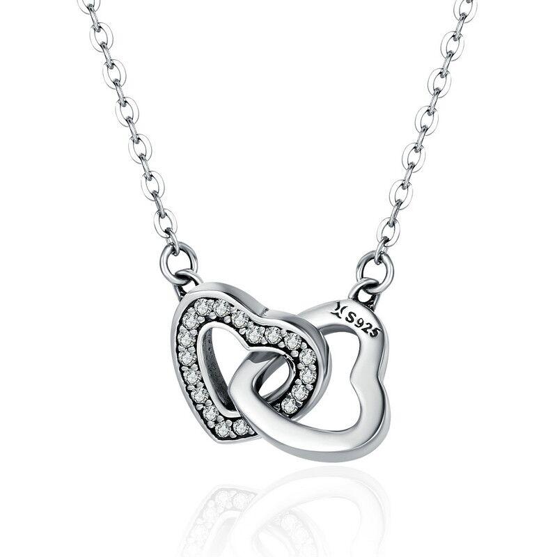 608e7659e Royal Fashion náhrdelník Spojená láska SCN181