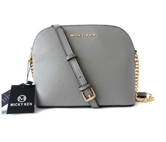 88b72ae4ce Micky ken luxusni kabelka mk225 grey