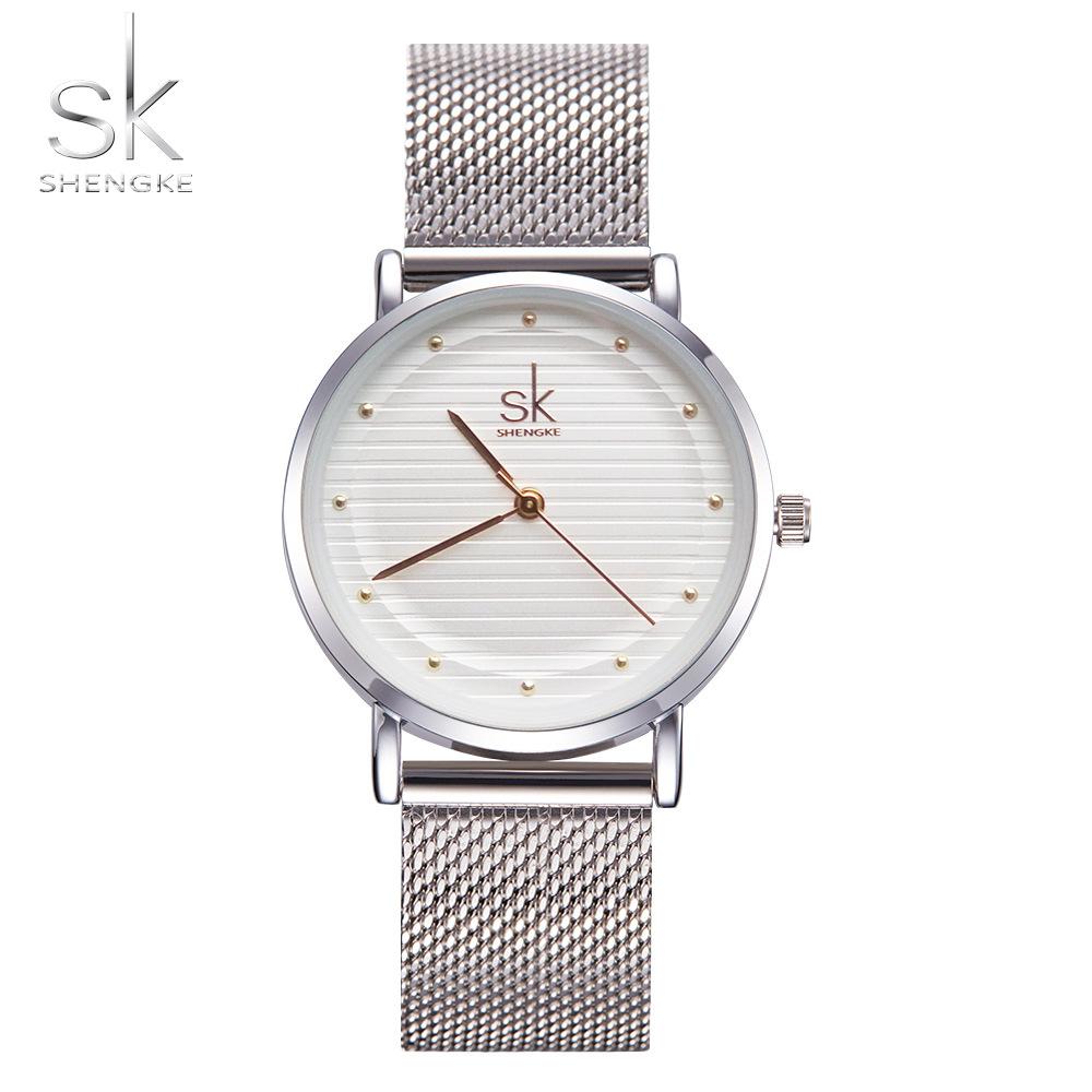 Naramkove hodinky s duhovym paskem - Cochces.cz ba20d90df09
