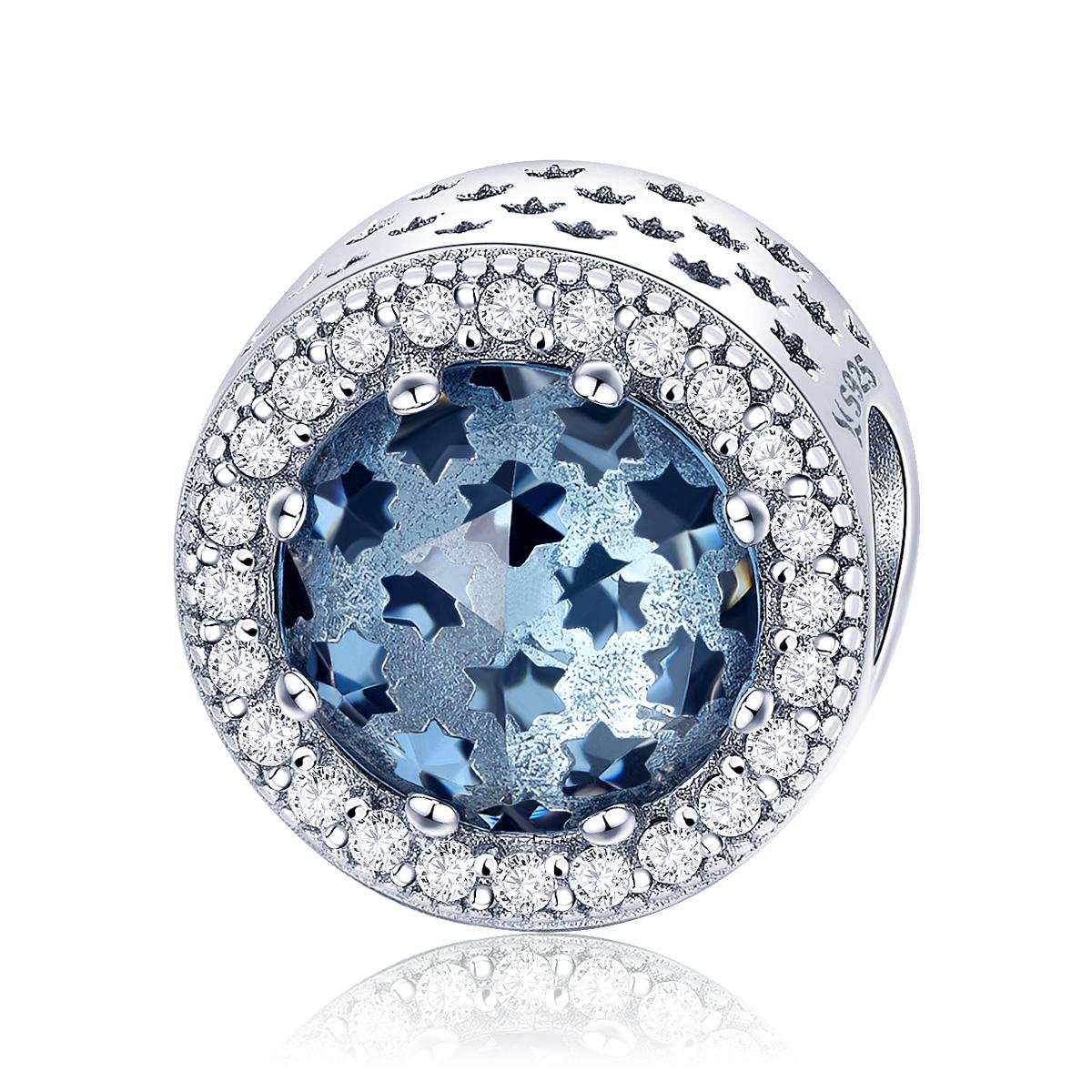 Royal Fashion přívěsek Královsky modrá záře SCC730