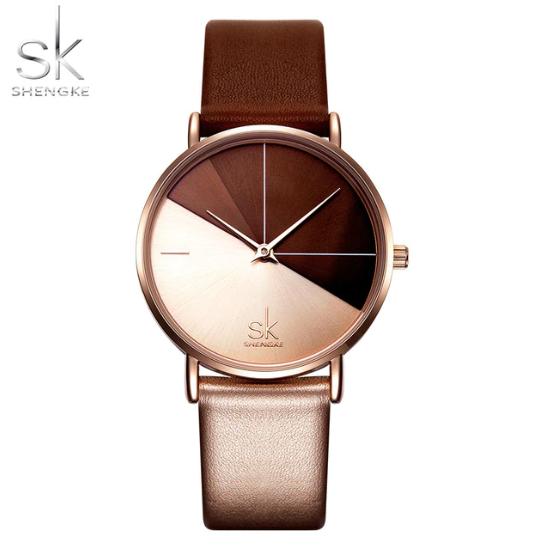 c90ad5695 SK Shengke hodinky Duro K0095_ROSEGOLD