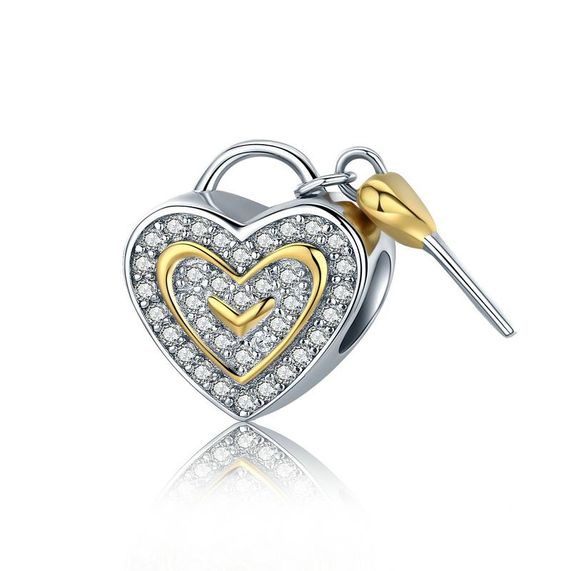 Přívěsek Klíč k mému srdci Royal Fashion SCC464